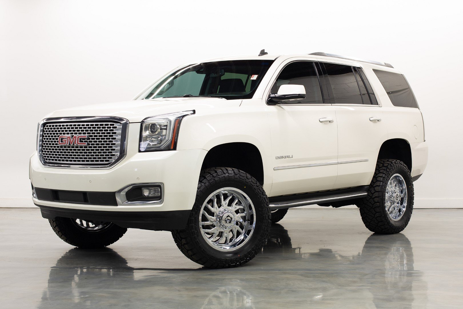 Lifted 2015 Gmc Yukon Denali Ultimate Rides